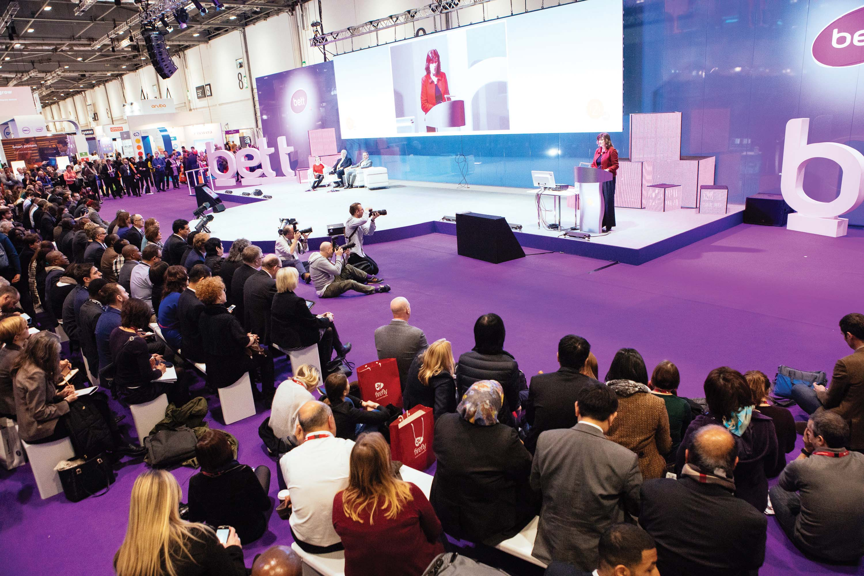 Reminiscing About The 2016 Bett Show Education Business