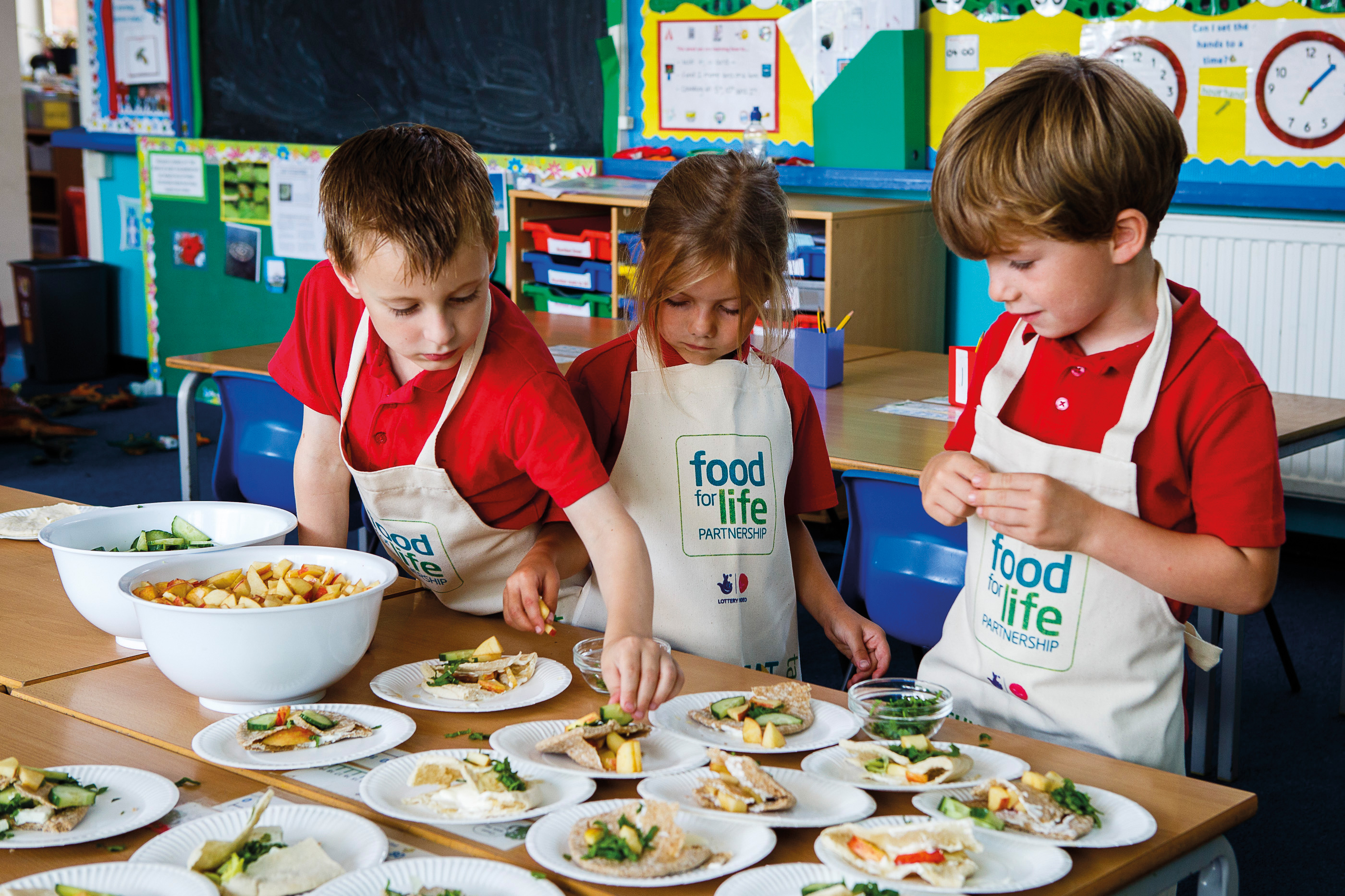 Reaping The Benefits Of A Whole School Approach To Food