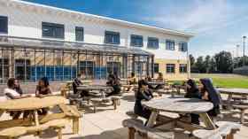 Brampton Academy. Photo credit Wernick