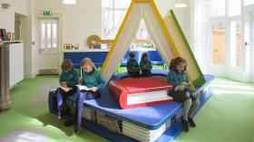Cherry Hinton school Cambridge - credit Daniel Shearing