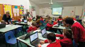 Building digital literacy outside the classroom