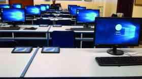 Increasing uptake of computer science