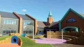 Better buildings for Welsh pupils