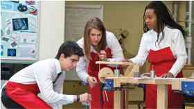 Designed and made in Britian: education's role