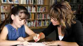Getting parents to attend family learning sessions is key, says EEF