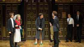 Allowing the stage to bring Shakespeare to life