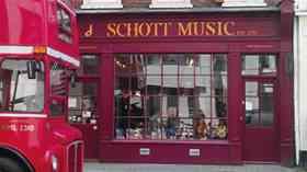 The Schott Music Shop