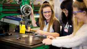 Almost half of girls find STEM subject too hard