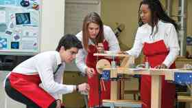 DfE data confirms girls less likely to take STEM subject at A level
