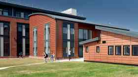 Swansea University - credit: Wernick