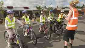 Ready to Ride offers free bike training through schools