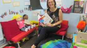 Sabrina Smith - return to teaching