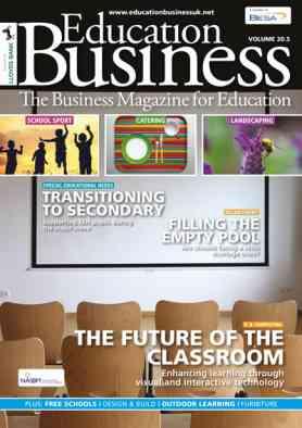 Education Business Magazine - Volume 20.5