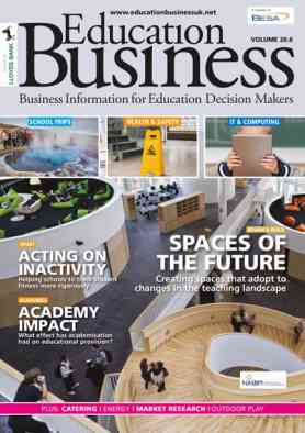 Education Business Magazine - Volume 20.6