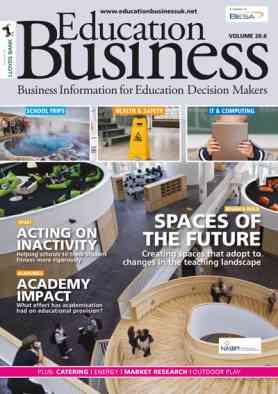 Education Business Magazine - Volume 20.6