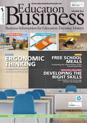Education Business Magazine - Volume 20.8