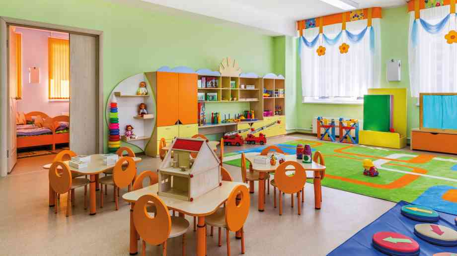 The right environment for a school building