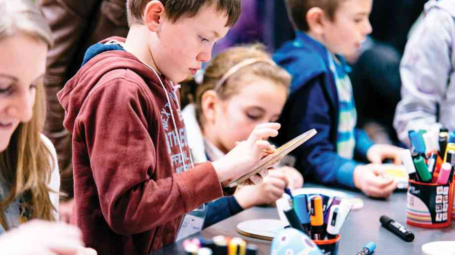 Celebrating creativity in education, the Education Show 2017 will be returning to the NEC, Birmingham from 16 to 18 March 2017.