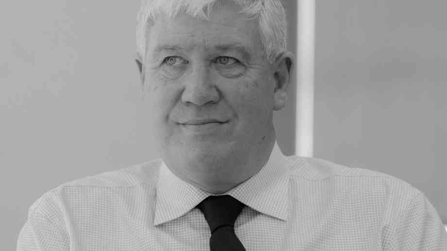 Iain Cox, Chairman of the BSA