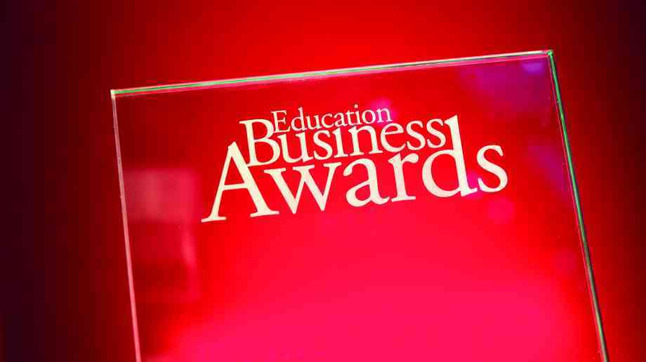 Who's on the shortlist for an EB Award 2019? | Education Business
