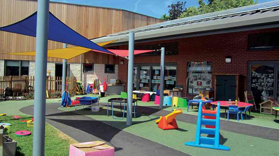 Innovative Outdoor Classroom ~ The space to learn and grow education business