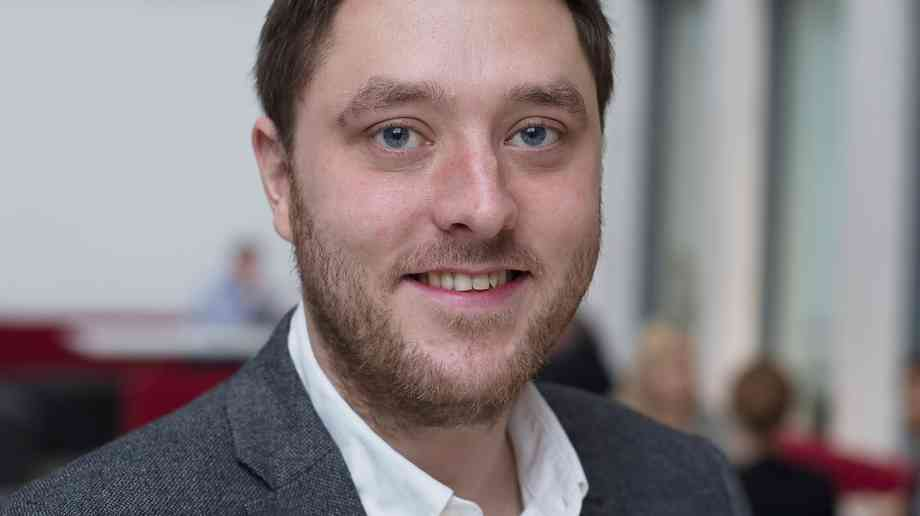 Matthew Gage, programme director for the Department for Education's commercial team