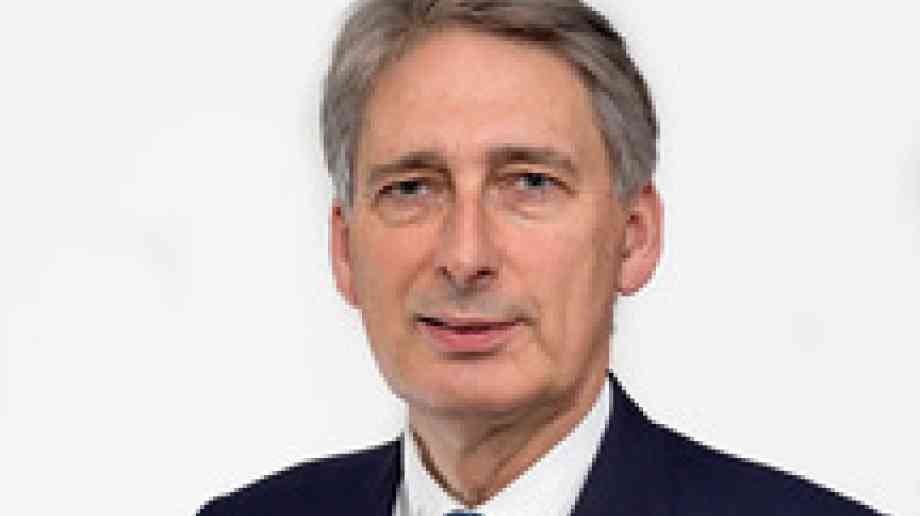 Phillip Hammond, Chancellor