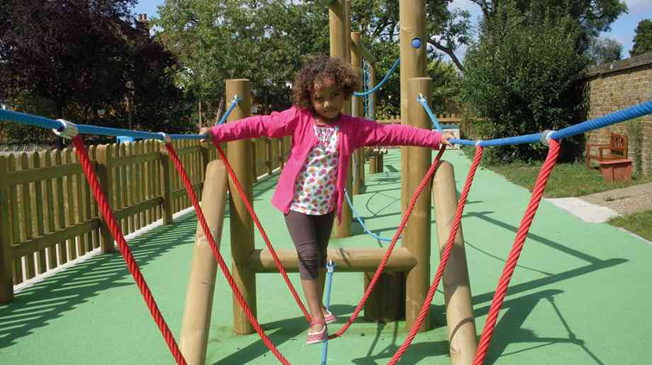 Prioritise outdoor play to give your pupils an advantage
