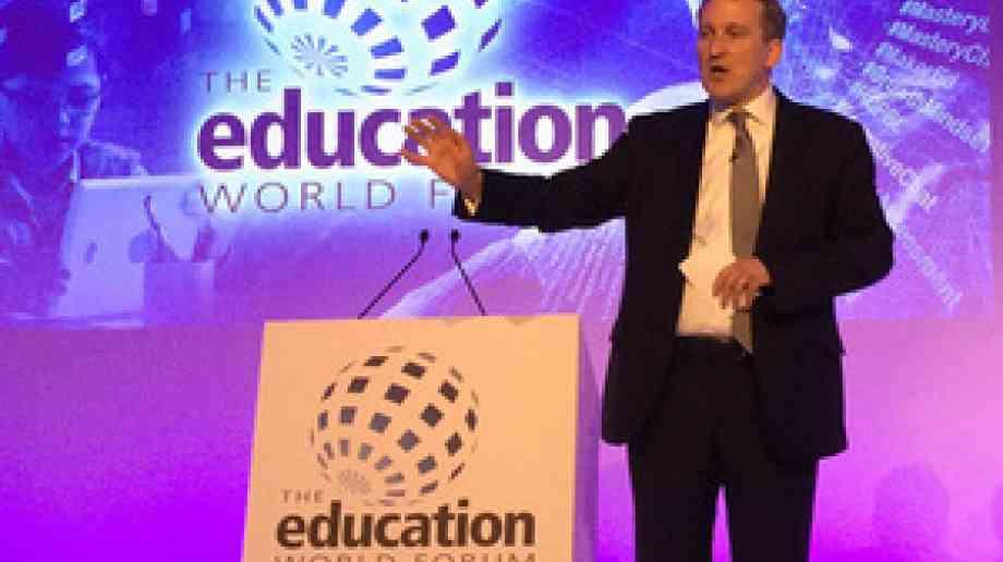 Education secretary launches Global Celebration of Education