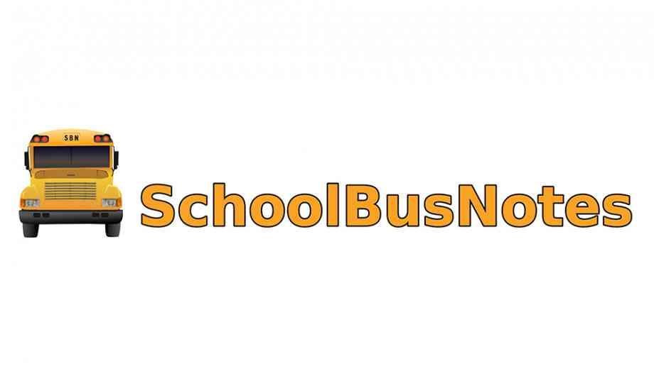 SchoolBusNotes