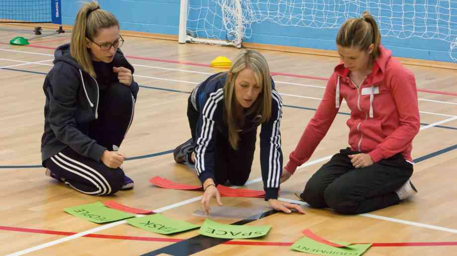 Equipping Teachers And Students For Pe Inclusion