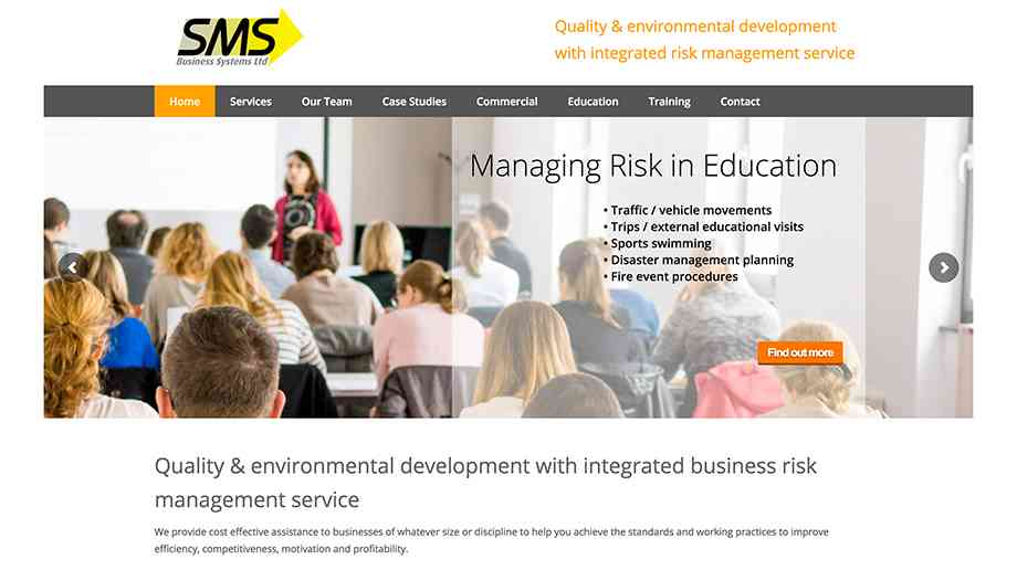 SMS Business Systems Ltd