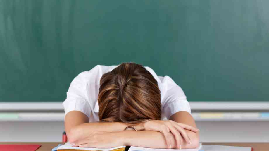 Teaching labelled as one of the most stressful jobs in Britain