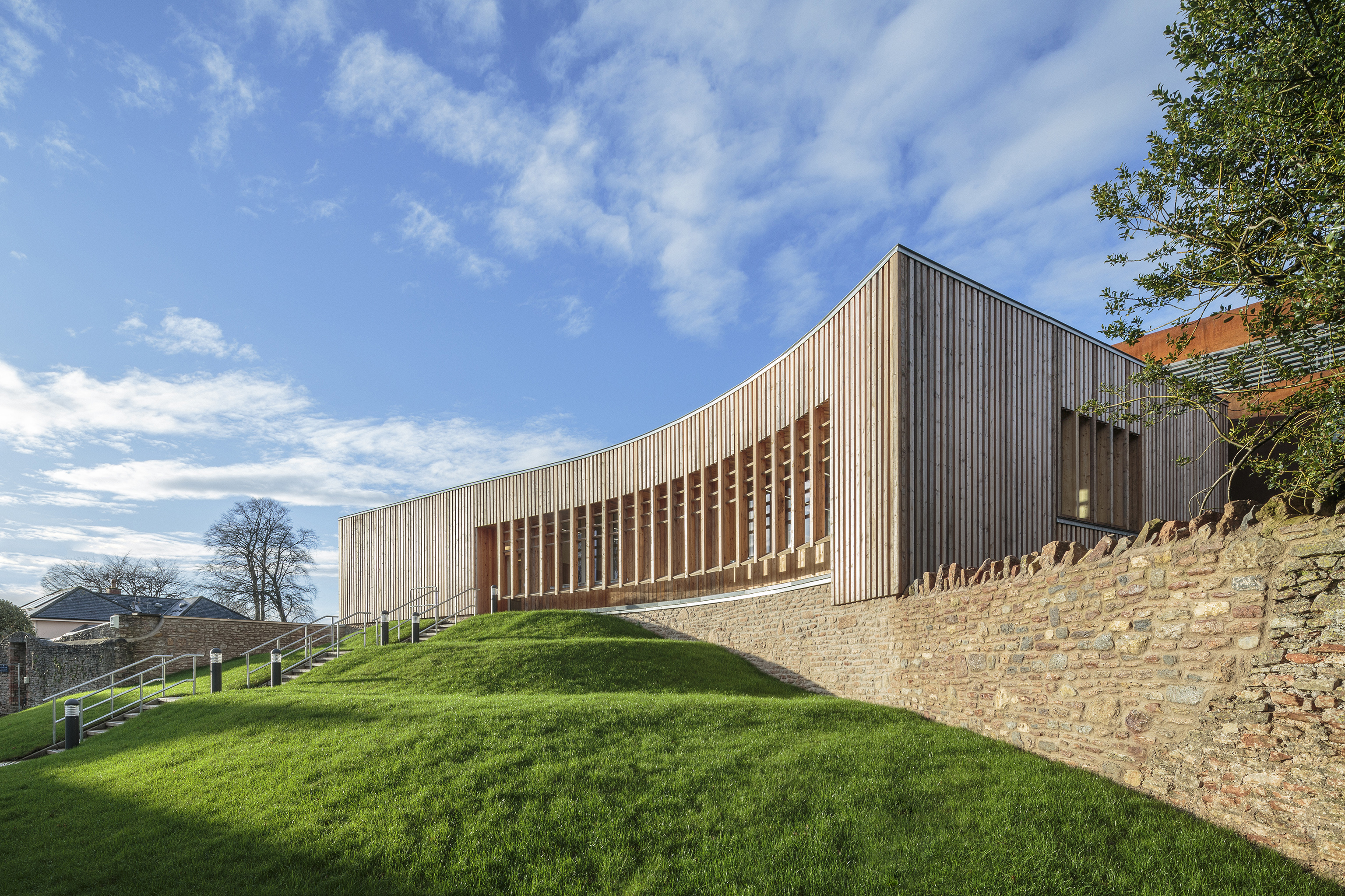 The Uk S Best New School Buildings Education Business